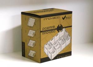 Opakowanie kartonowe z firmy Innovato