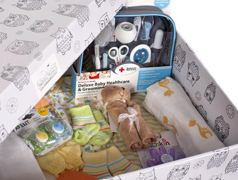 Wyprawka dla dziecka - Finnish Baby Box